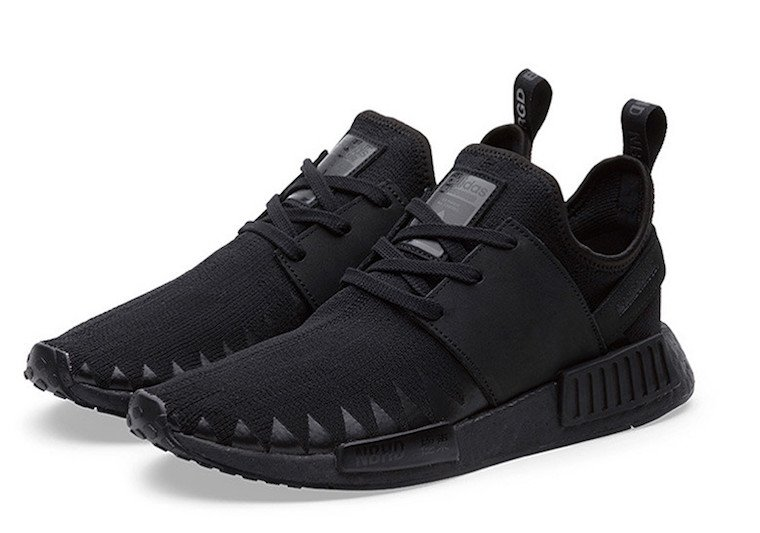 sports shoes b08bf f2b8e Neighborhood adidas NMD Triple Black Release Date