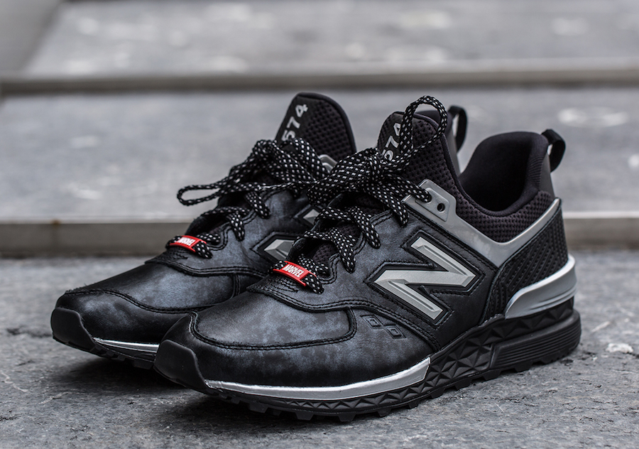 New Balance Marvel Black Panther Collection