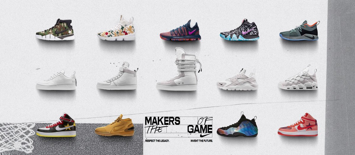 Nike 2018 All-Star Collection Release Date