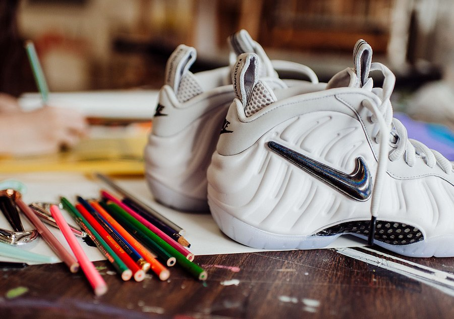 Nike Air Foamposite Pro 2018 All-Star Release Info
