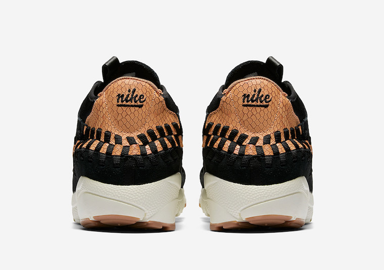 Nike Air Footscape Woven Chukka Dark Russet 446337-002