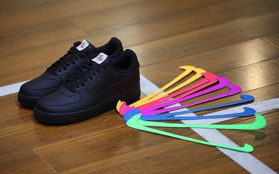 Nike Air Force 1 All-Star Black Release Date   SneakerFiles