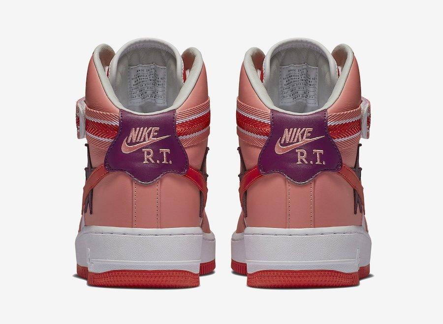 best service 47530 a5692 Nike Air Force 1 High RT Victorious Minotaurs AQ3366-601