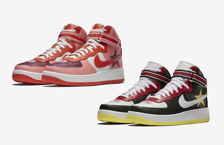 hot sale online 80cf5 5cb71 Nike Air Force 1 High RT Victorious Minotaurs Release Date