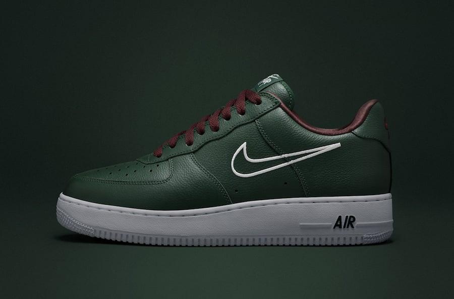 Nike Air Force 1 Hong Kong 2018 Release