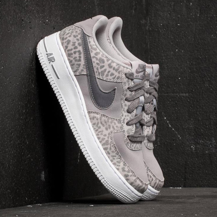 Nike Air Force 1 Low Leopard Pack Grey 849345-001