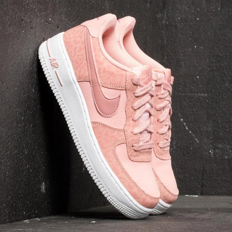 Nike Air Force 1 Low Leopard Pack Pink 849345-600