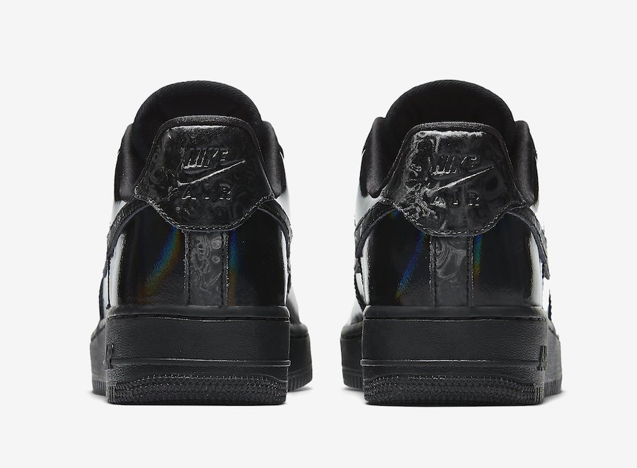 Nike Air Force 1 Low Luxe Iridescent Pack 898889-009