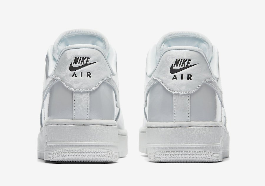 Nike Air Force 1 Low Luxe Iridescent Pack 898889-100
