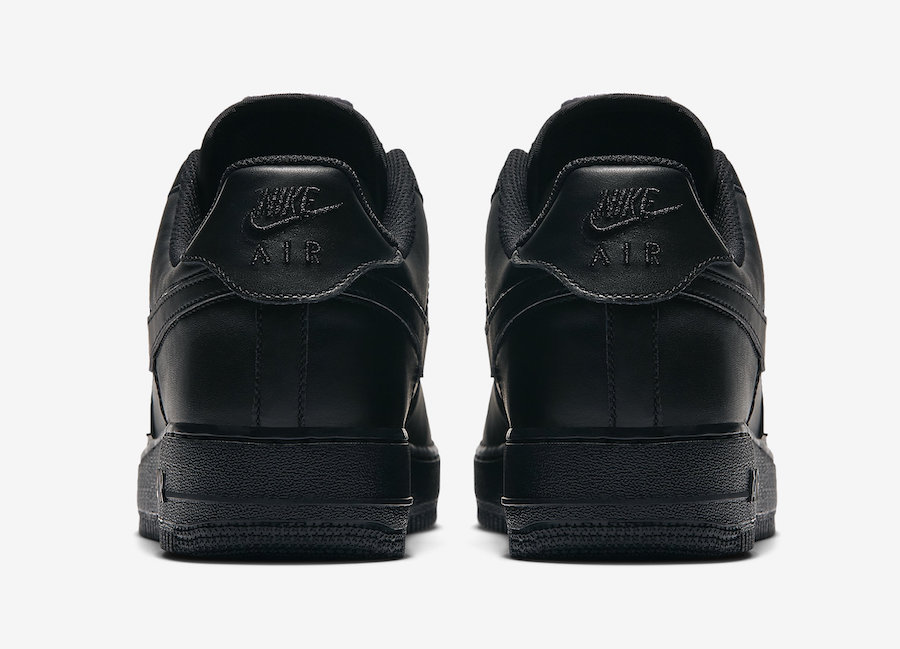 Nike Air Force 1 Swoosh Pack Black AH8462-002