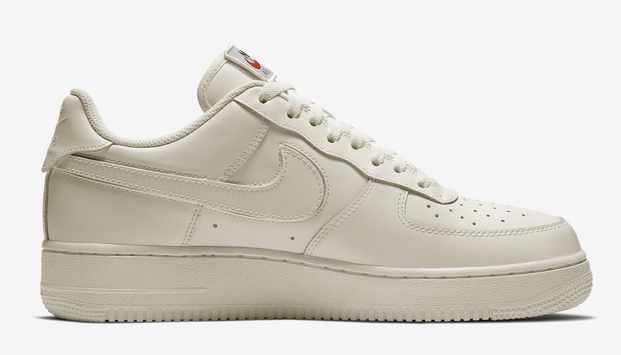 Nike Air Force 1 Swoosh Pack Sail AH8462-101