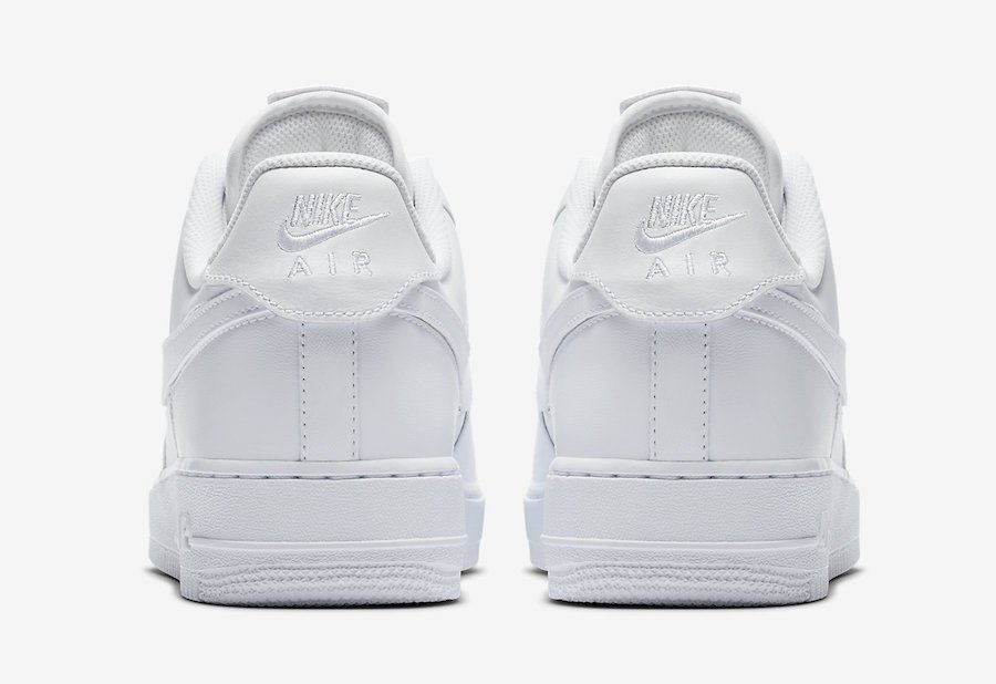 Nike Air Force 1 Swoosh Pack White AH8462-102