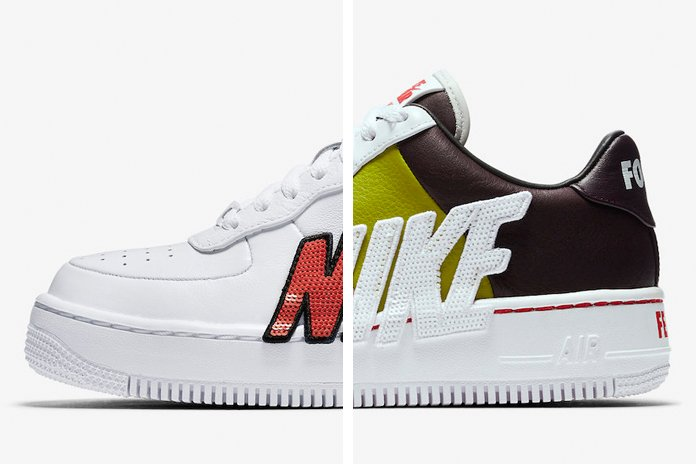 Nike Air Force 1 Upstep LX Release Date