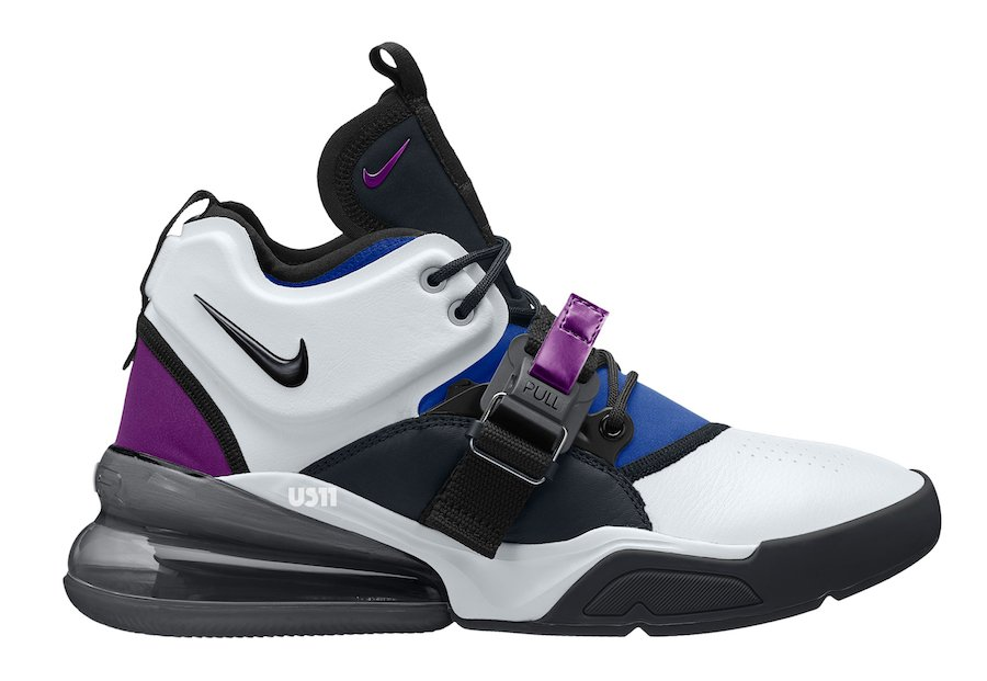 Nike Air Force 270 Colorways