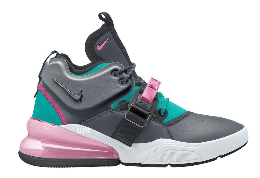 Nike Air Force 270 Colorways