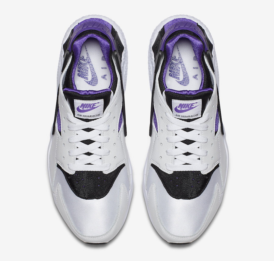 Nike Air Huarache 91 QS Purple Punch AH8049-001