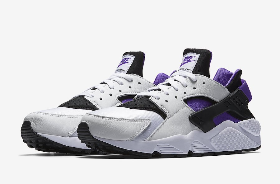 79ce4017a485 Nike Air Huarache Purple Punch AH8049-001 Release Info