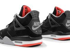 Nike Air Jordan 4 Bred 2019 Retro Release Date