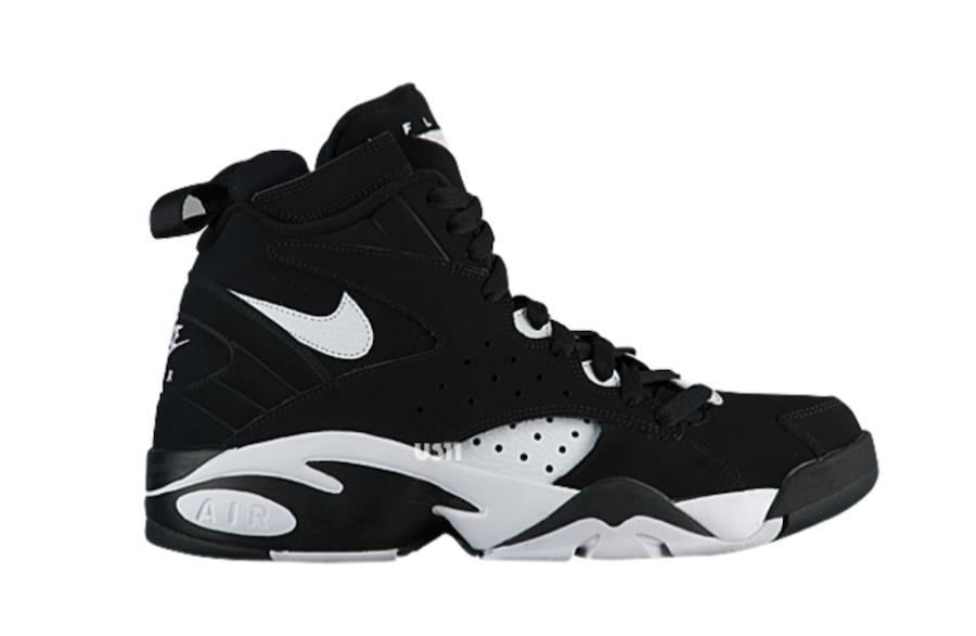 wholesale dealer db305 7dad3 Nike Air Maestro II LTD Black White