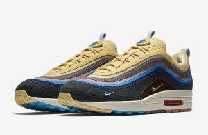 Nike Air Max 1/97 Sean Wotherspoon AJ4219-400 Release Date
