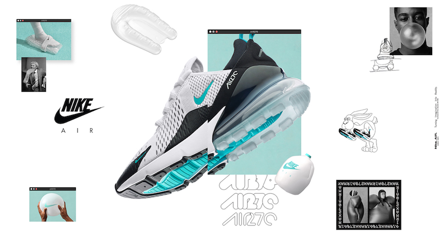 Nike Air Max 270 Dusty Cactus AH8050-001