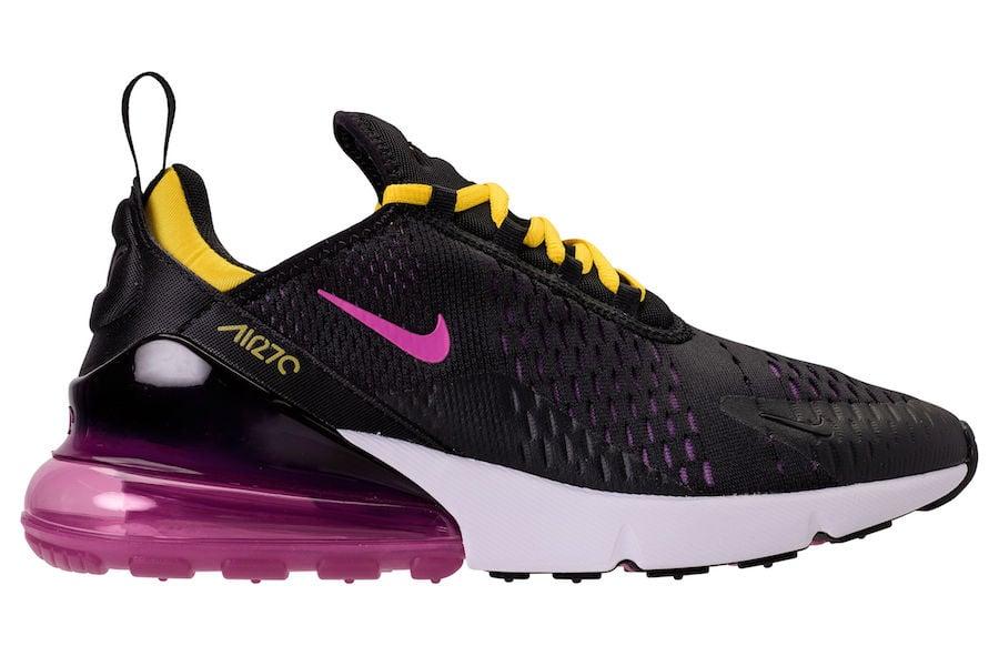 Nike Air Max 270 Hyper Grape Ah8050 006 Sneakerfiles