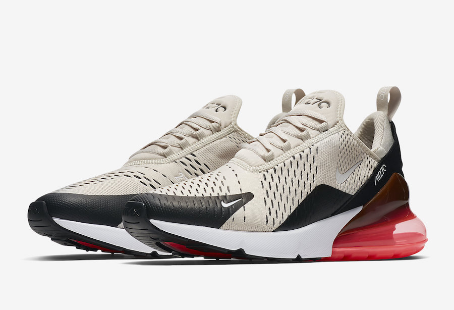 Nike Air Max 270 Light Bone AH8050 003 Release Date