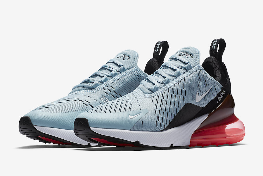 buy popular ca4cc e0a80 Nike Air Max 270 Ocean Bliss AH6789-400 Release Date | SneakerFiles