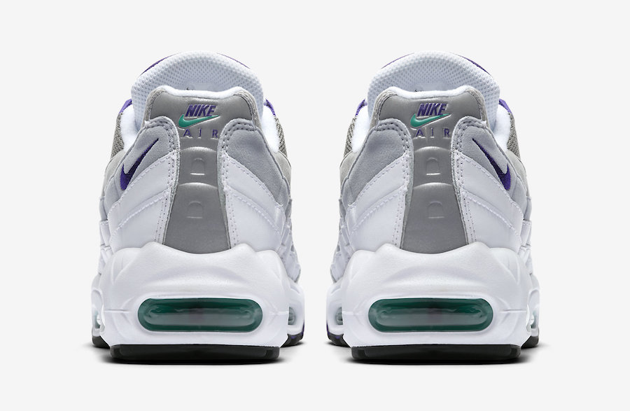 Nike Air Max 95 Grape 2018 307960-109 Release Date