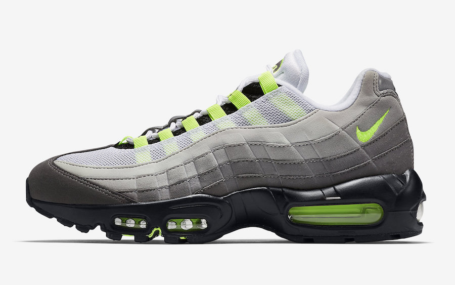 Nike Air Max 95 OG Neon 2018 554970-071