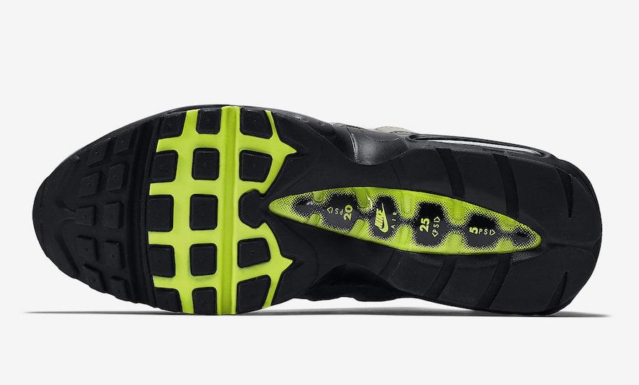 Nike Air Max 95 Og Date De Sortie Néon 2018 Subaru q327THNwQX