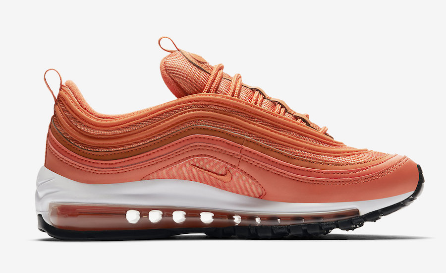 Nike Air Max 97 Safety Orange 921733-800