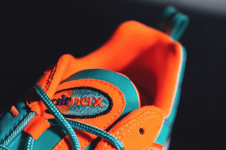 Nike Air Max 98 Cone Tour Yellow Hyper Grape 924462-800