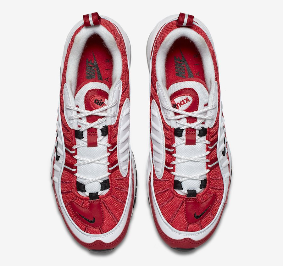 Nike Air Max 98 Gym Red AH6799-101