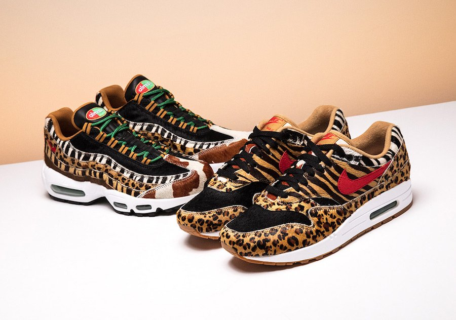 Nike Air Max Animal Pack 2018 Release Details