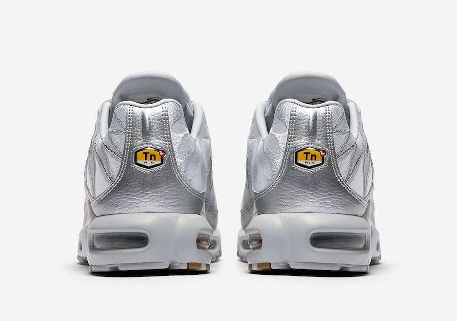 Nike Air Max Plus Grey Zig-Zag AJ6301-001