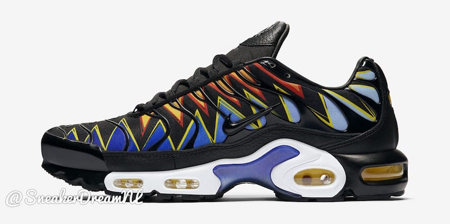 Nike Air Max Plus TN Hyper Blue Tiger Release Date