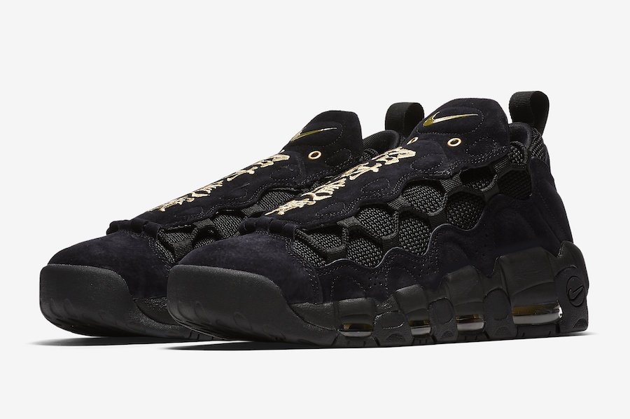 Nike Air More Money CNY Chinese New Year AO9383-001