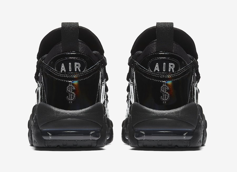 Nike Air More Money LA All-Star Black AJ1312-002