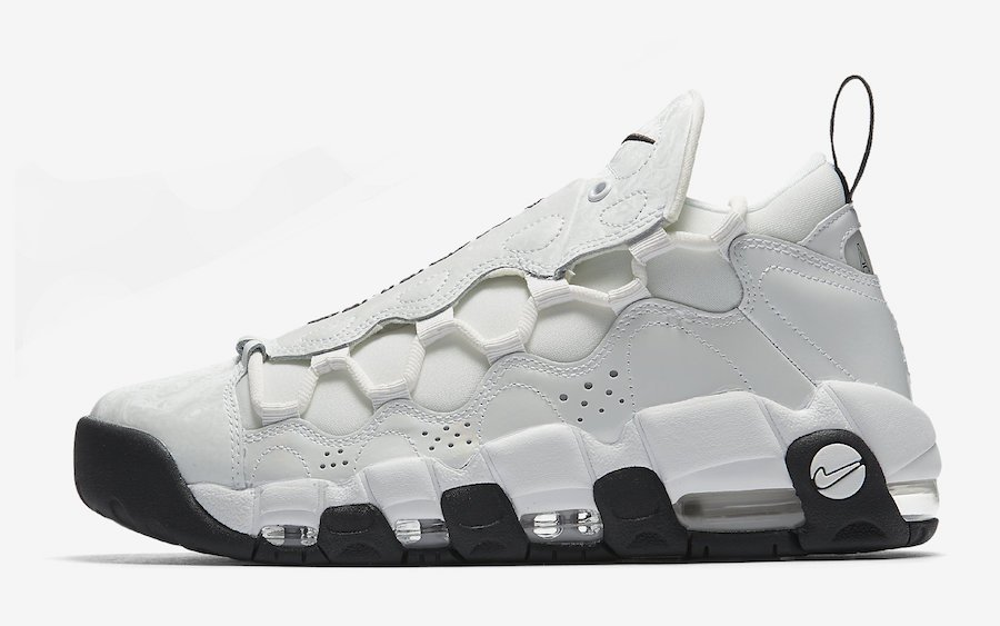 Nike Air More Money LA All-Star White AJ1312-100