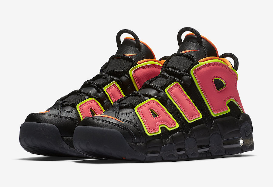 Nike Air More Uptempo Hot Punch 917593-002