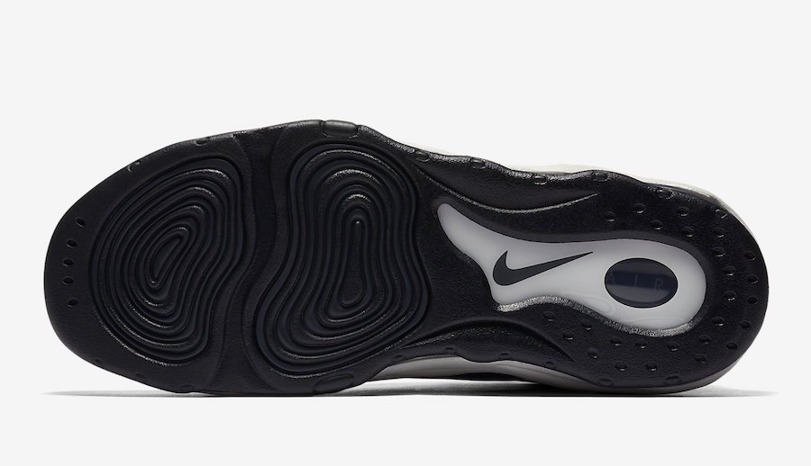 Nike Air Pippen 1 Black Anthracite Vast Grey 325001-004