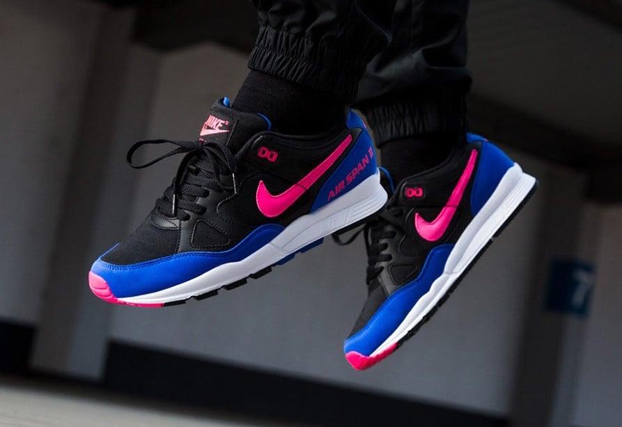 uk availability c4f3f 59a05 Nike Air Span II Hyper Pink AH8047-003