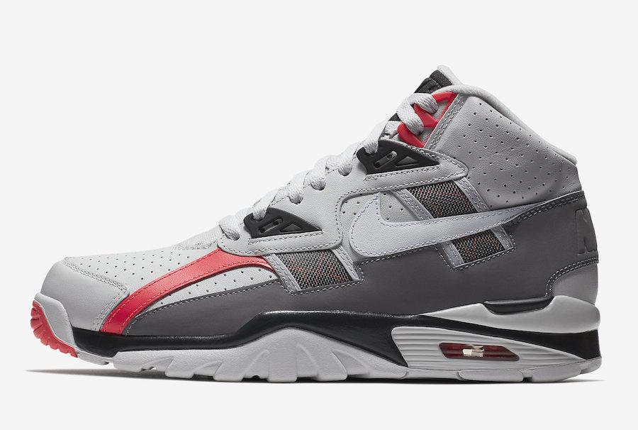 Nike Air Trainer SC High Vast Grey 302346-020