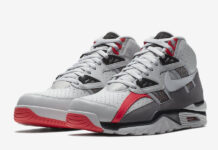 Nike Air Trainer SC High Vast Grey 302346-020