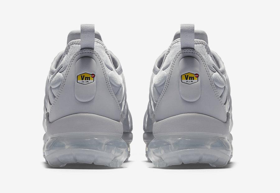 Nike Air VaporMax Plus Cool Grey 924453-005
