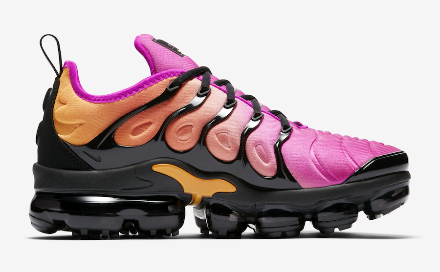Nike Air VaporMax Plus Pink Orange AO4550-004