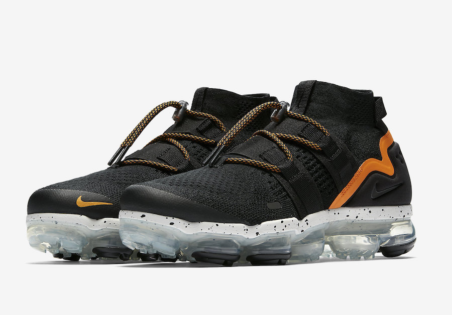sports shoes 4bc39 cb3a5 Nike Air VaporMax Utility Orange Peel AH6834-008