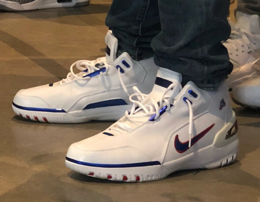 Nike Air Zoom Generation LA All-Star 2018