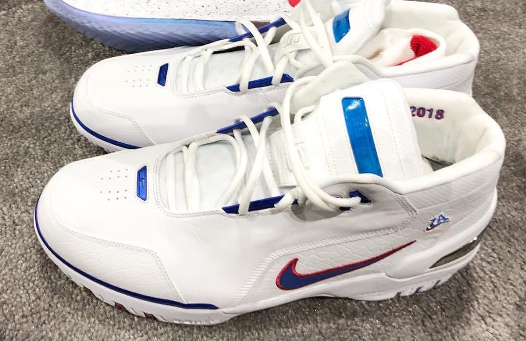 5363ce149f8 Nike Air Zoom Generation LA All-Star 2018